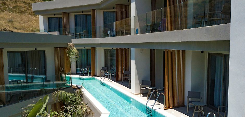 Sunset Hotel Spa Balion 4 Greece Rates From 63